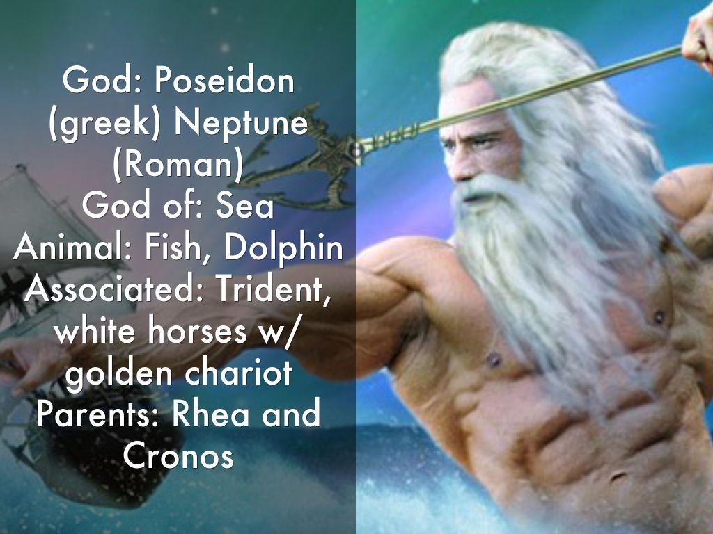 Zeus Greek God Lightning Bolt