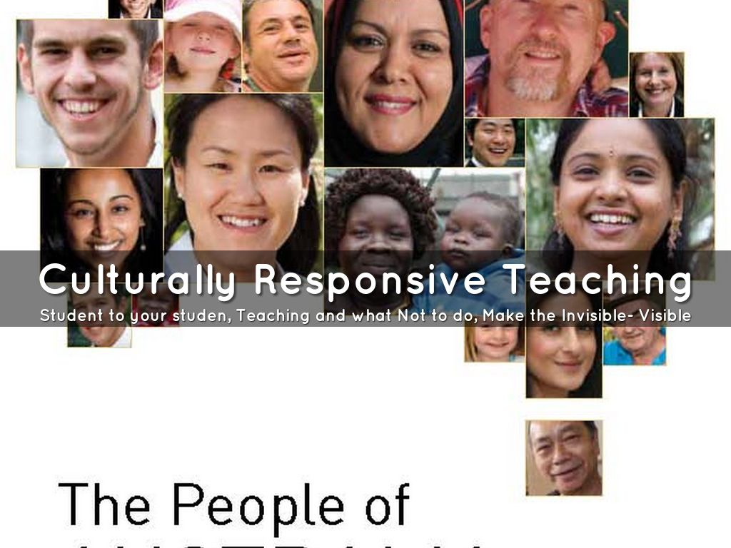 Culturally Responsive Teaching