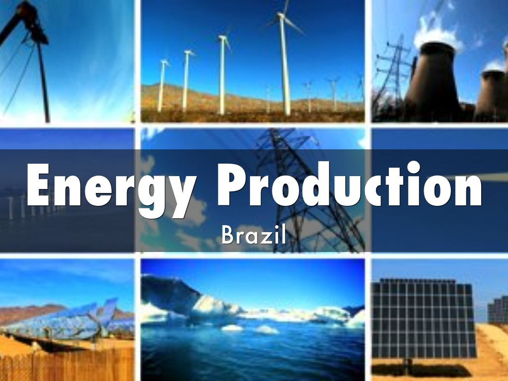 Energy Production by mive.cai