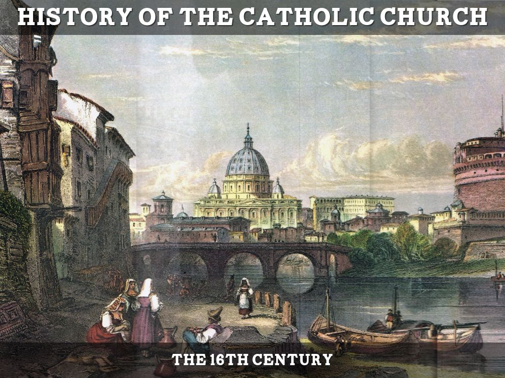 a history of the 16th century