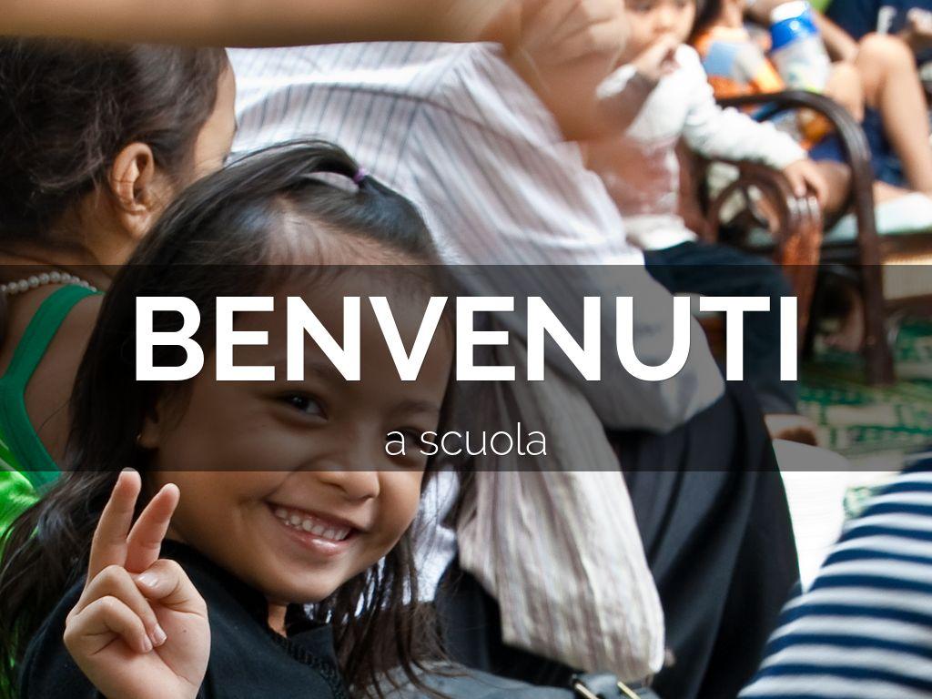 Copy of BENVENUTI