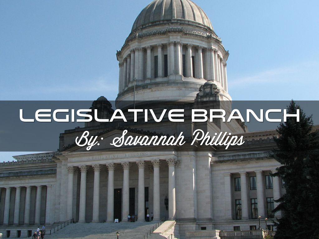 Copy of Legislative Branch
