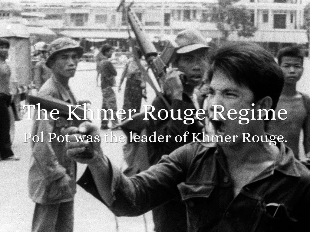 a overview of pol pot and the khmer rouge