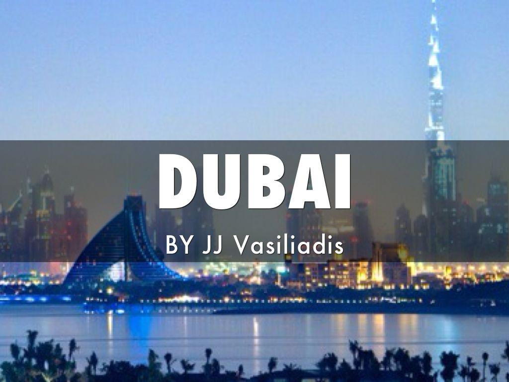 Dubai By John Vasiliadis