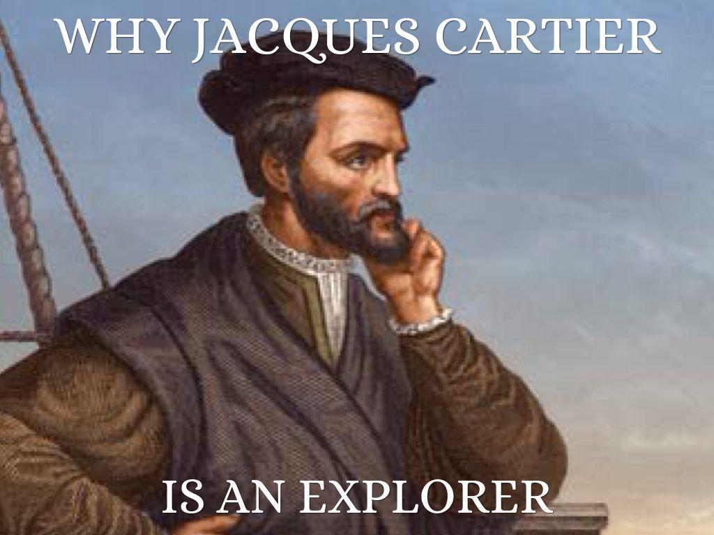 a biography of jacques cartier an explorer