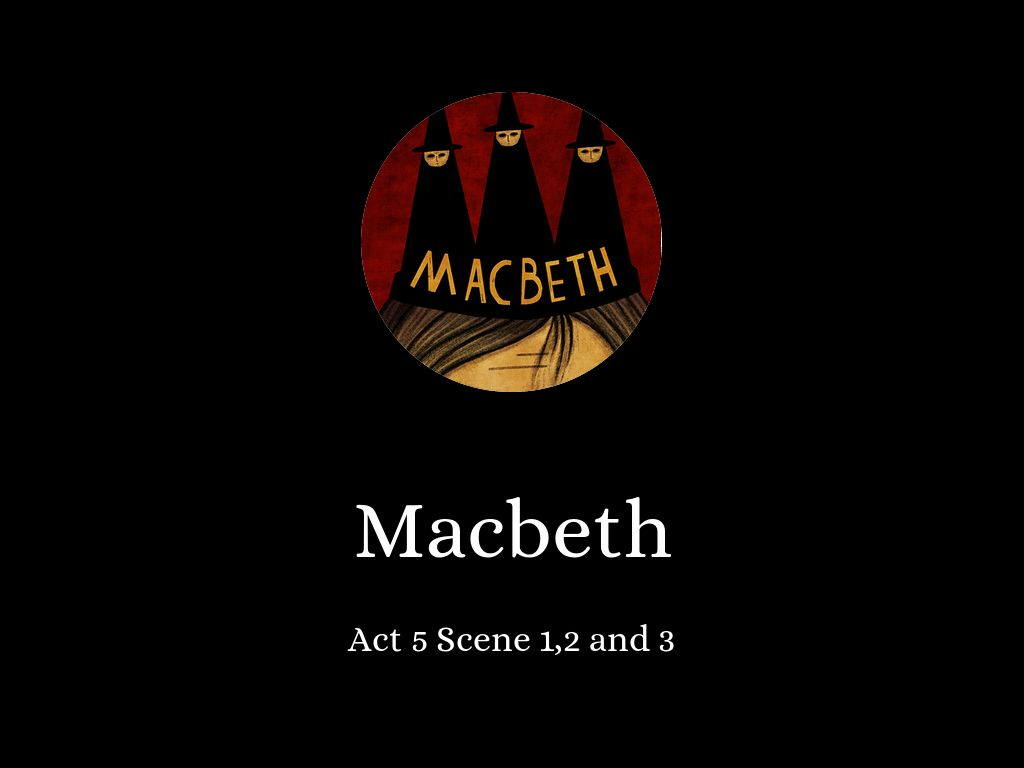 discuss the theme of revenge in act 4 of macbeth Act i, scene 4 macbeth and banquo enter the why does it seem one lie or bad act can lead to several more discuss macbeth's paranoia the tragedy of macbeth.