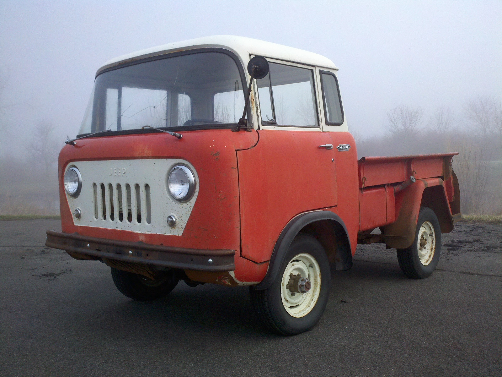 Willys Jeep Fc 150 Concept Truck