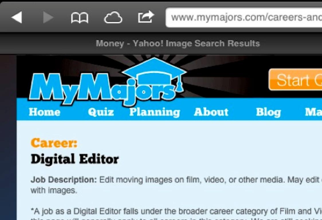 Digital Editing by Alexis House – Digital Editor Job Description