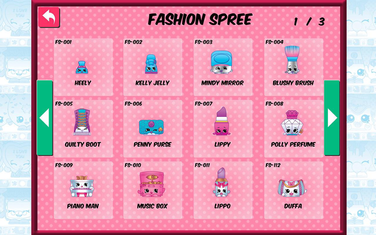 Shopkins By Maevesweeney