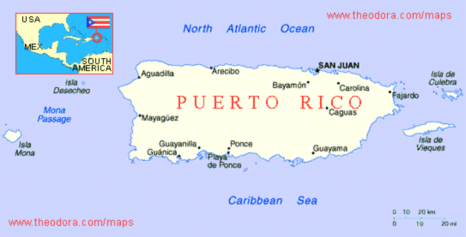 puerto rico by dasia williams