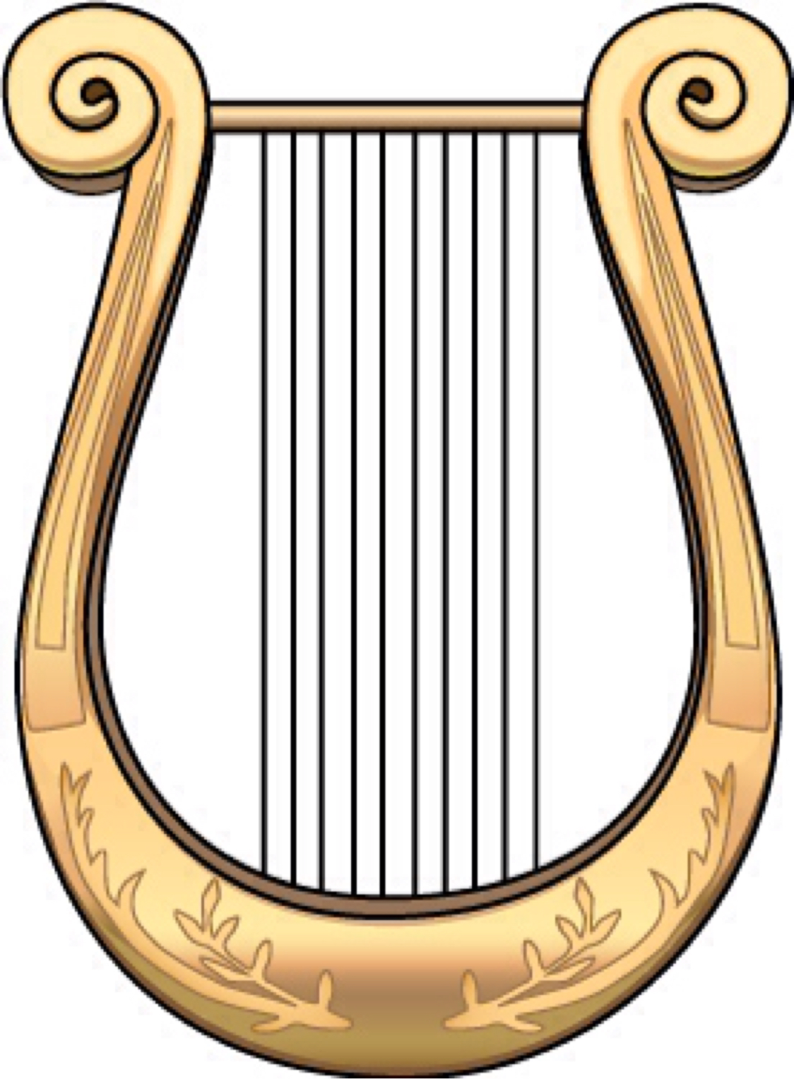 apollo lyre symbol