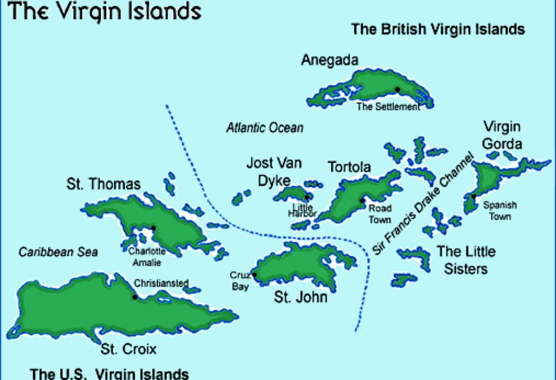 us virgin islands by ramona miller