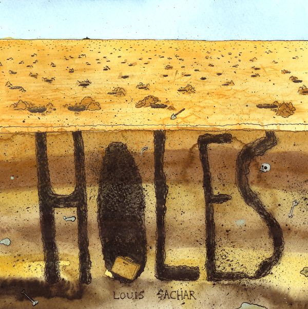 Holes Book For