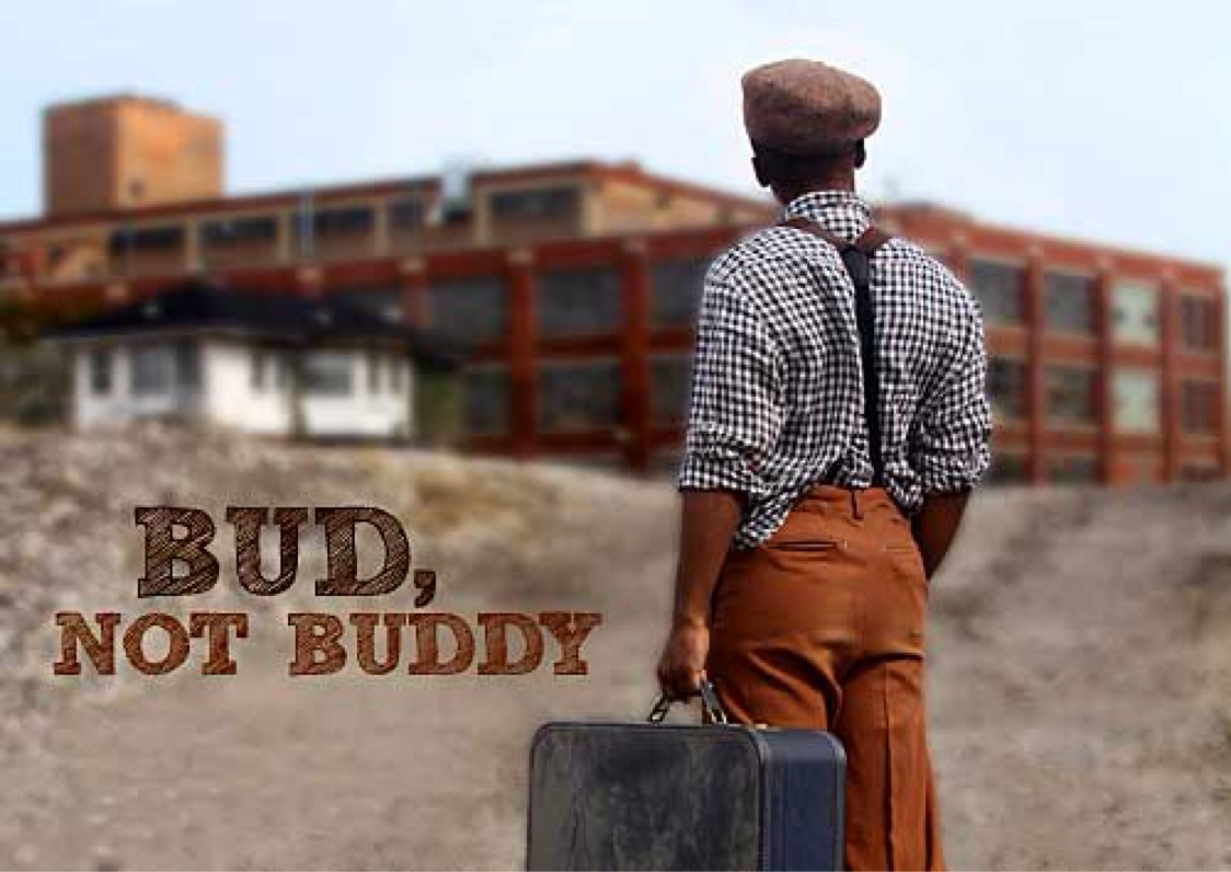 Book report on bud not buddy