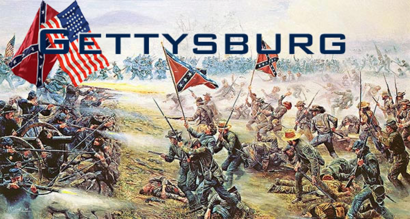 an analysis of lee surrendered to grant at the battle of gettysburg on the people of america •the battle of gettysburg lasted from july 1-3 surrendered •the civil war ended on june 2 •lee surrendered to grant in april 1865.