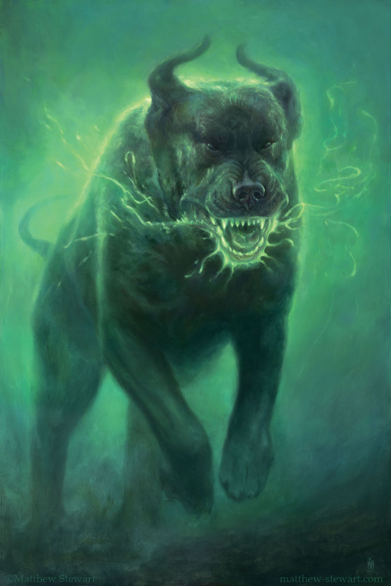 the hound of the baskervilles by garrisonlantz
