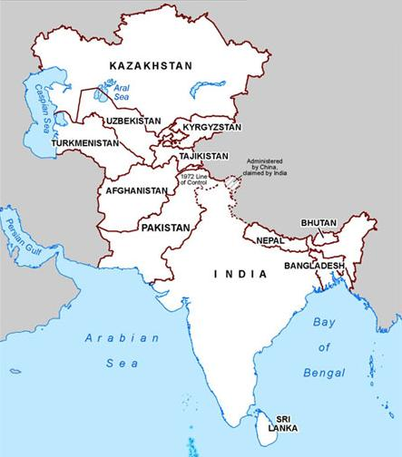 central south asia by ngrable