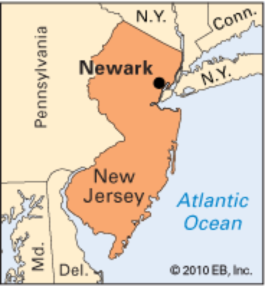 newark new jersey map file beers map of newark new jersey