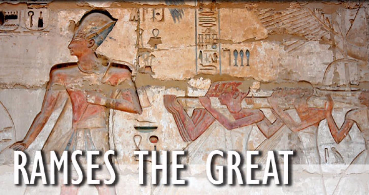 ramses ii as the greatest pharoah of all times The greatest of all megiddo in israel was one of the most important cities in old testament times rameses ii may have been the greatest builder of all.