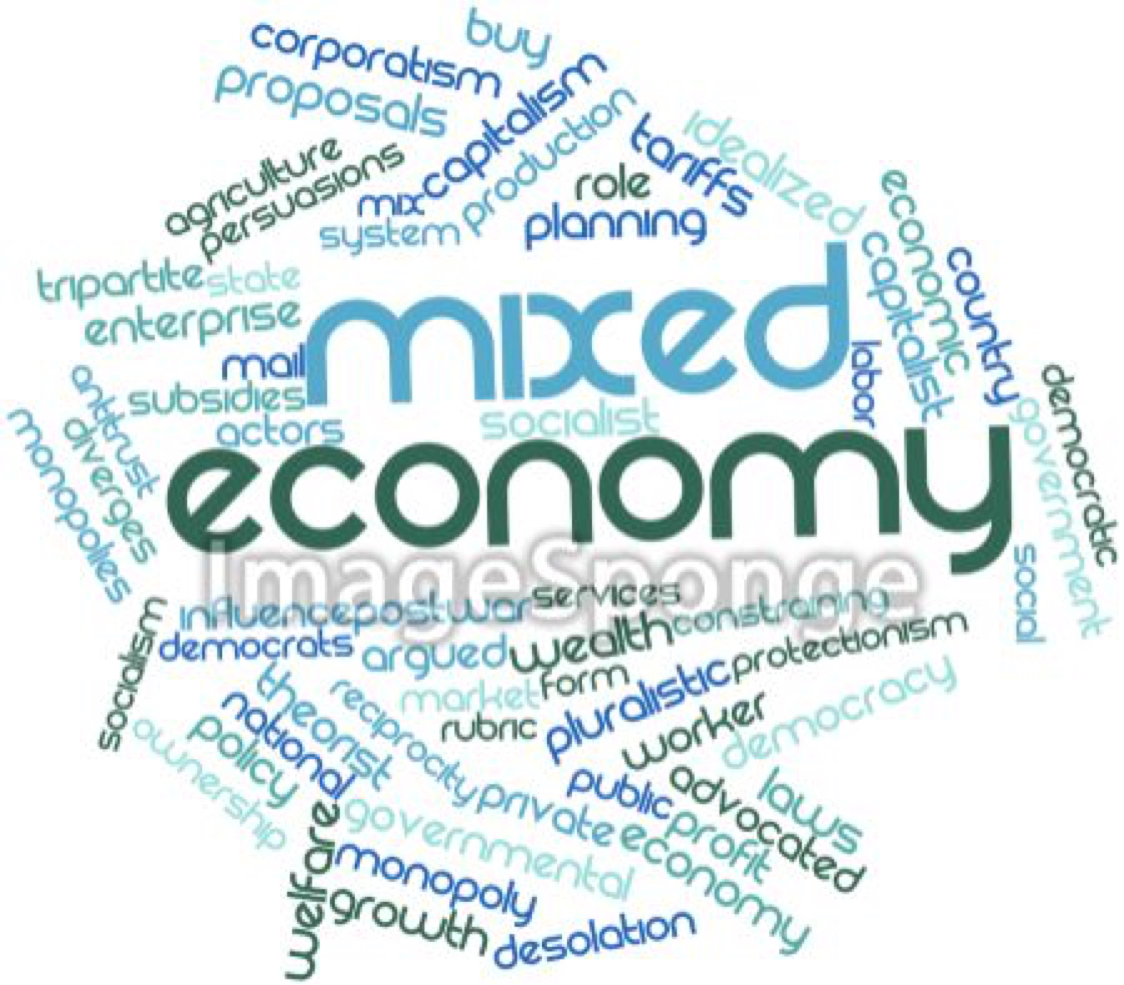 mixed economy by mackenzie dulimba
