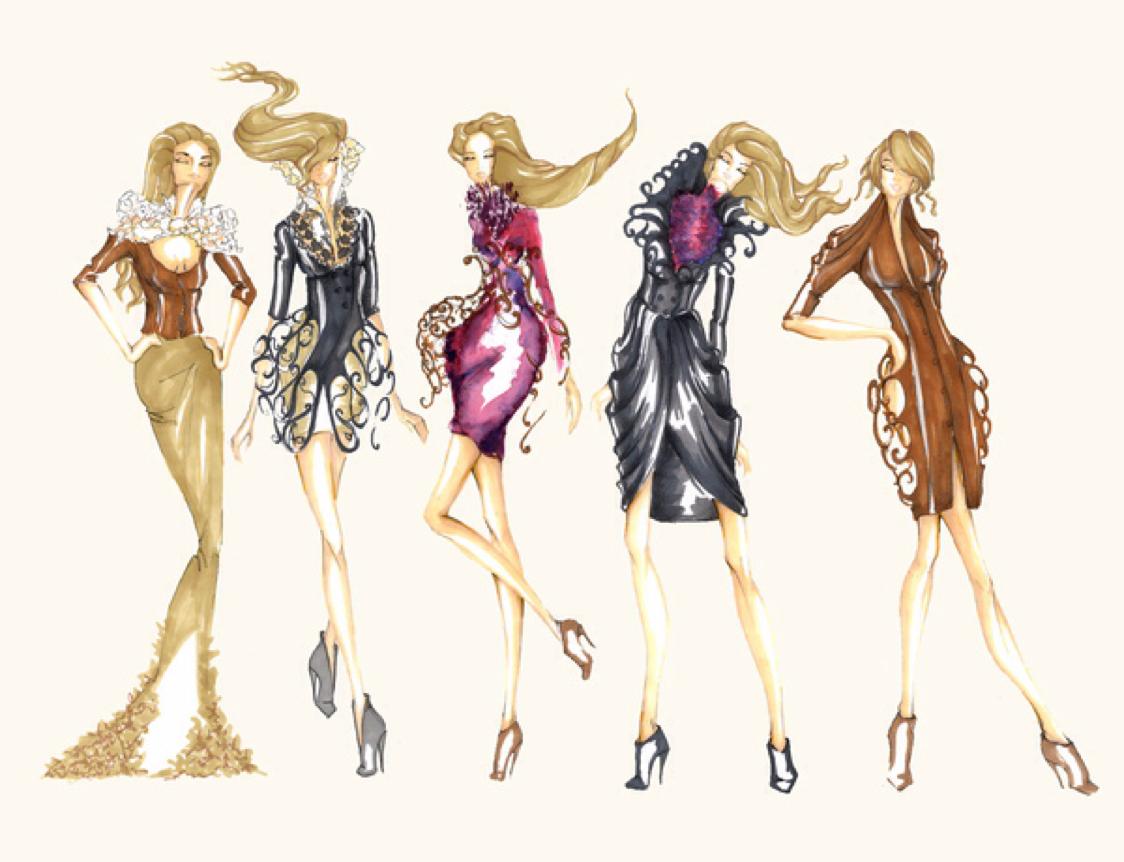 Fashion Designer By Rylie Soboski