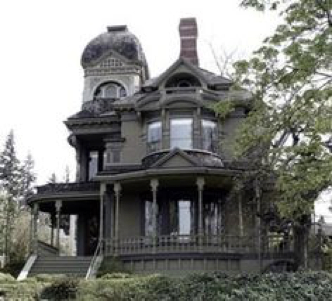 Victorian House Style Gothic By Mackenzie Lenk