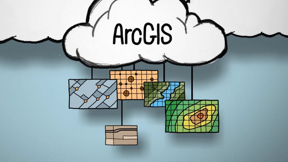ArcGIS Online by Ashleigh Swanson Harris