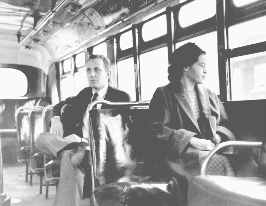 mongomery bus boycott Share your dream now and visit the king center digital archive to see more than 10,000 documents from martin luther king's personal collection and.