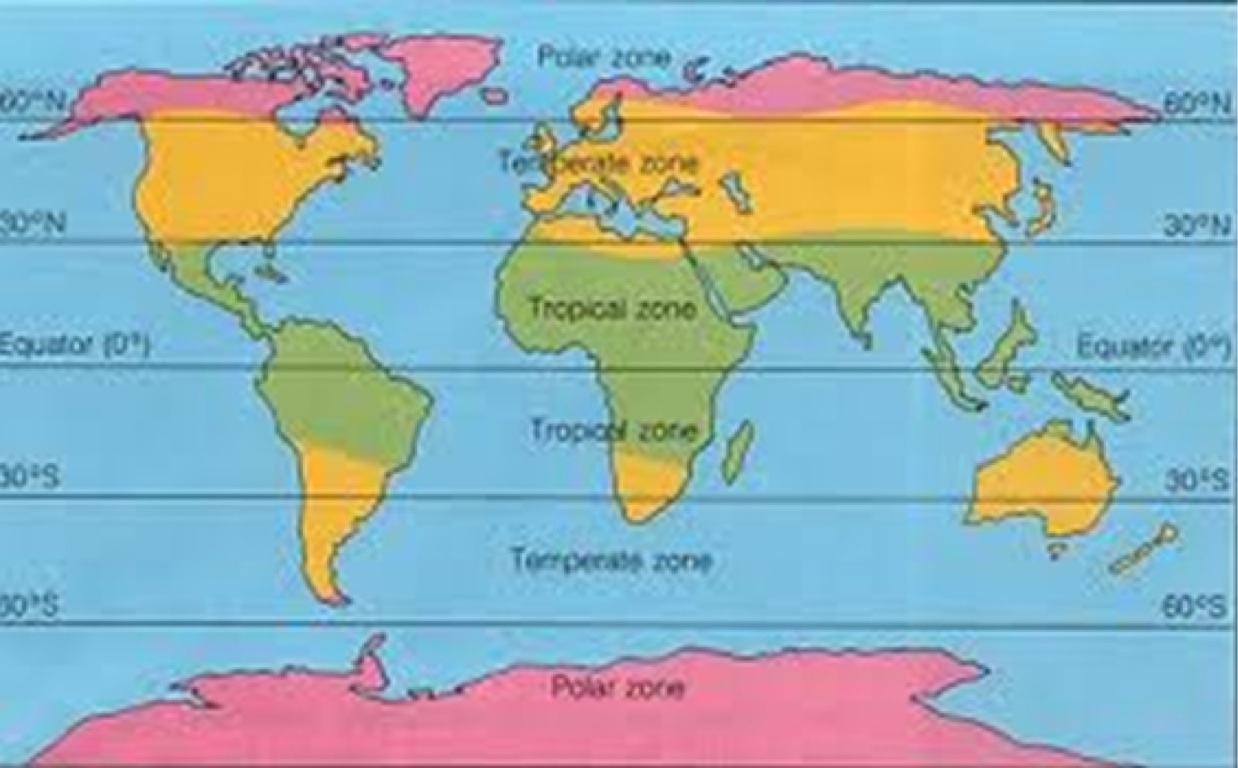 Collection Of Diagram Us Map Zones Climate Download More Maps - Us map climate zones