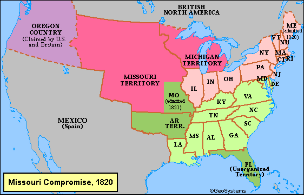 Maps Us Pre Globalinterco - Us map with mexico before