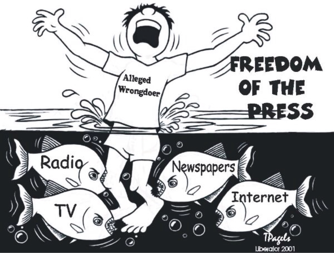 breaking the freedom of the press through book censorship