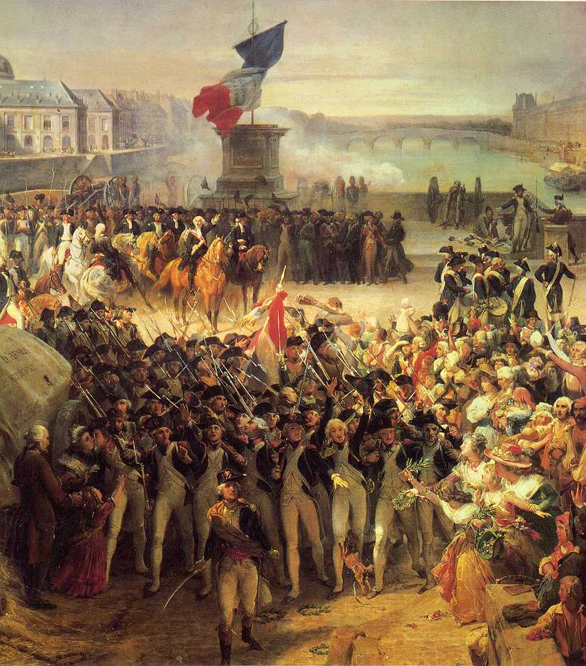 AP European Causes Of French Revolution by David Tucker