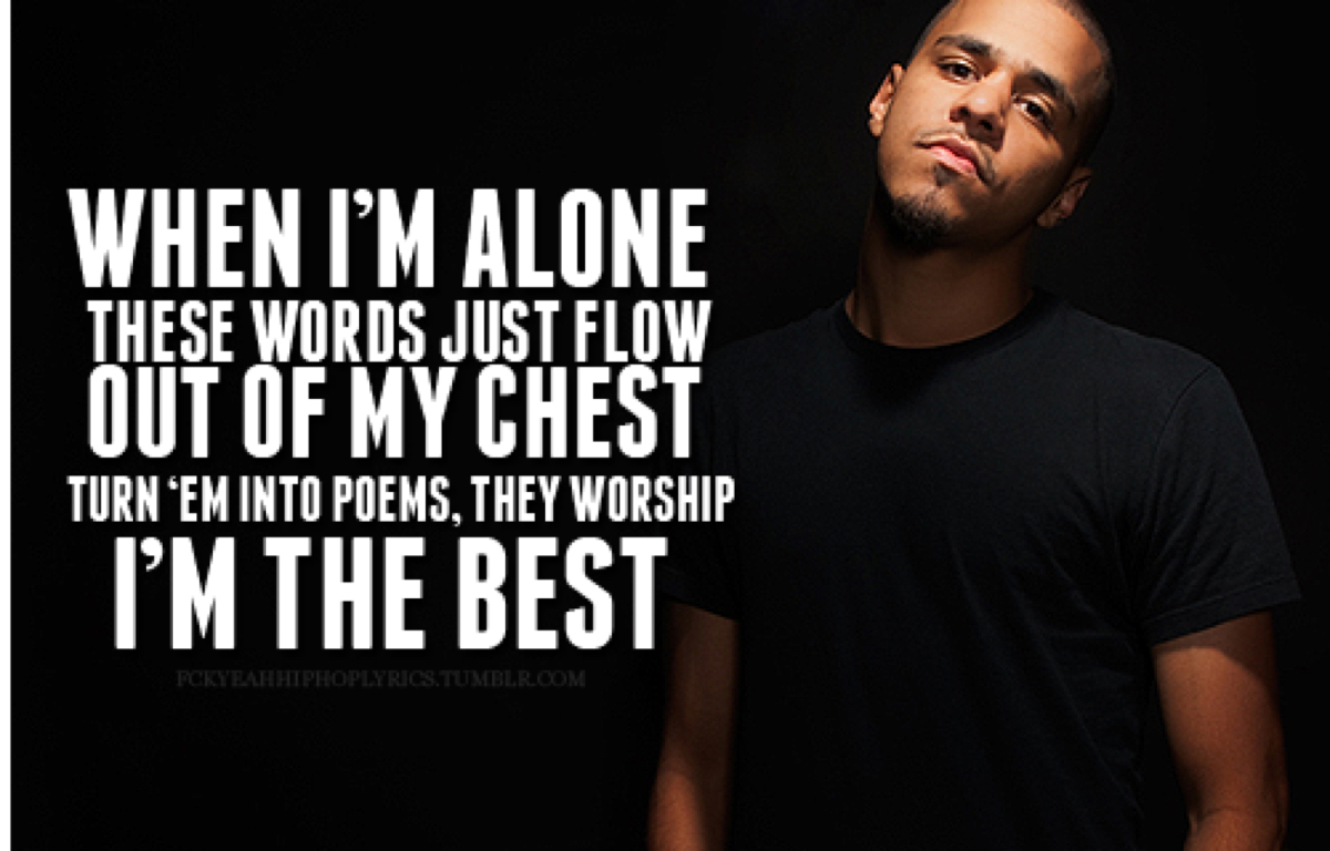 J Cole By Simone Gibson