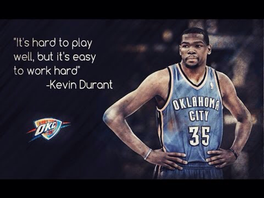 Kevin Durant Quote Fascinating Kevin Durantdevin Long