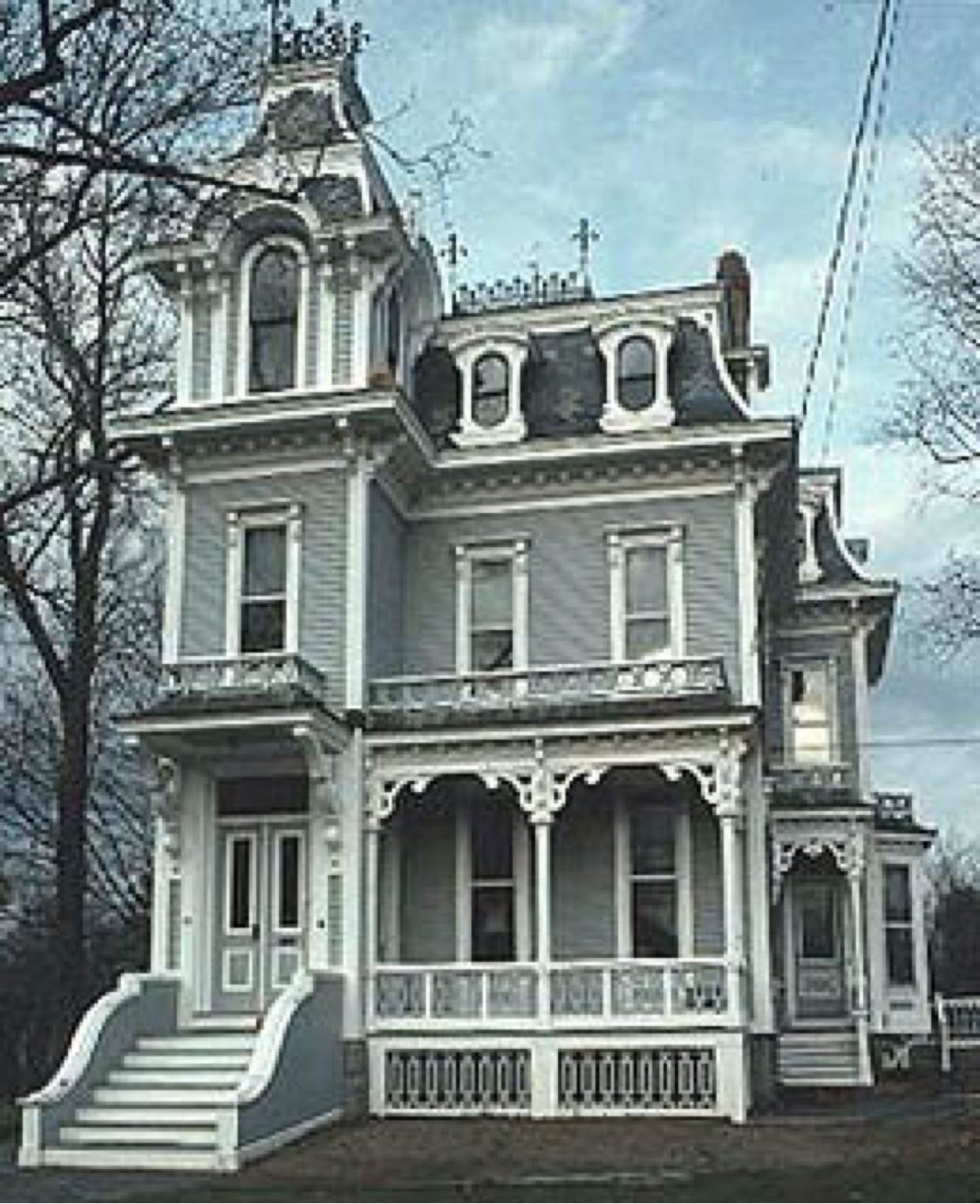 100 Victorian Gothic Homes Louisville Kentucky Old Louisville Ky Conrad Caldwell House