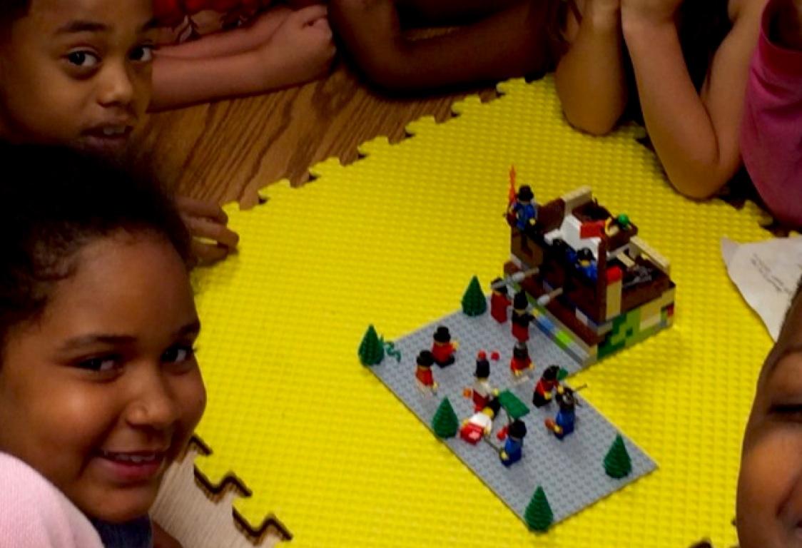 A Lego Revolution by Blair Kyle
