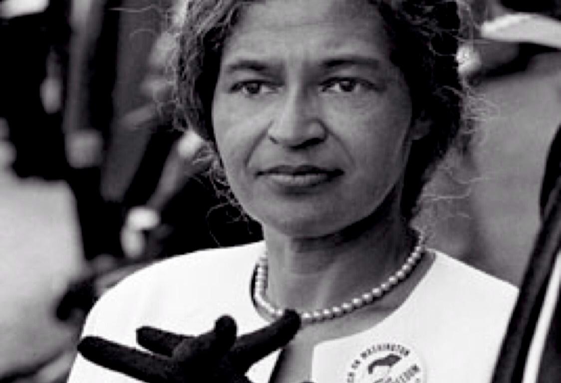 Aurelia Browder Rosa Parks by Abbi Newton