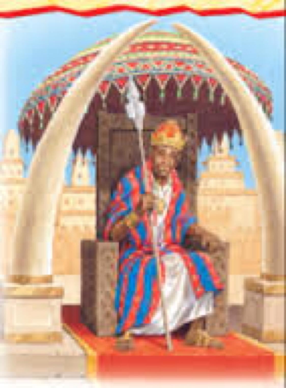 Sundiata Keita Lion King