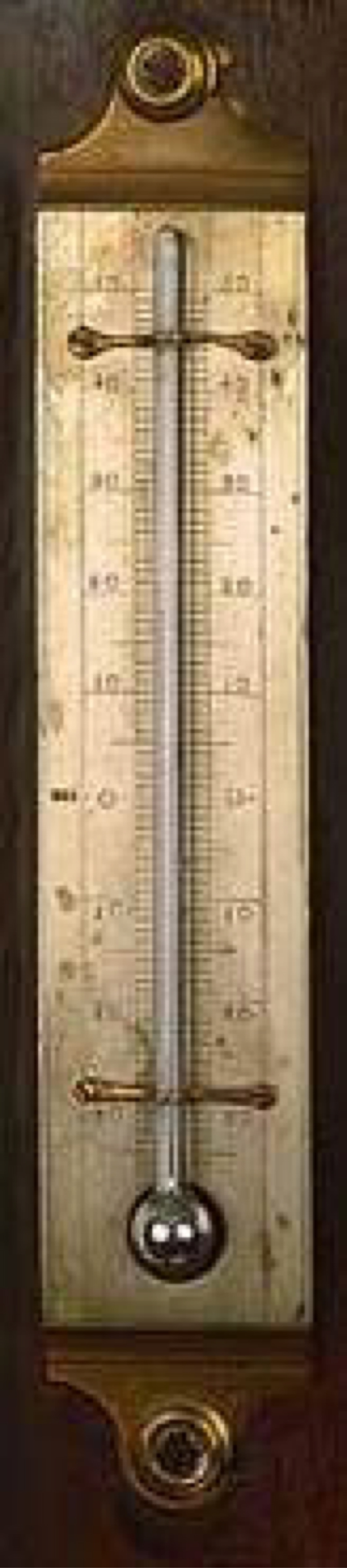 first mercury thermometer - photo #14