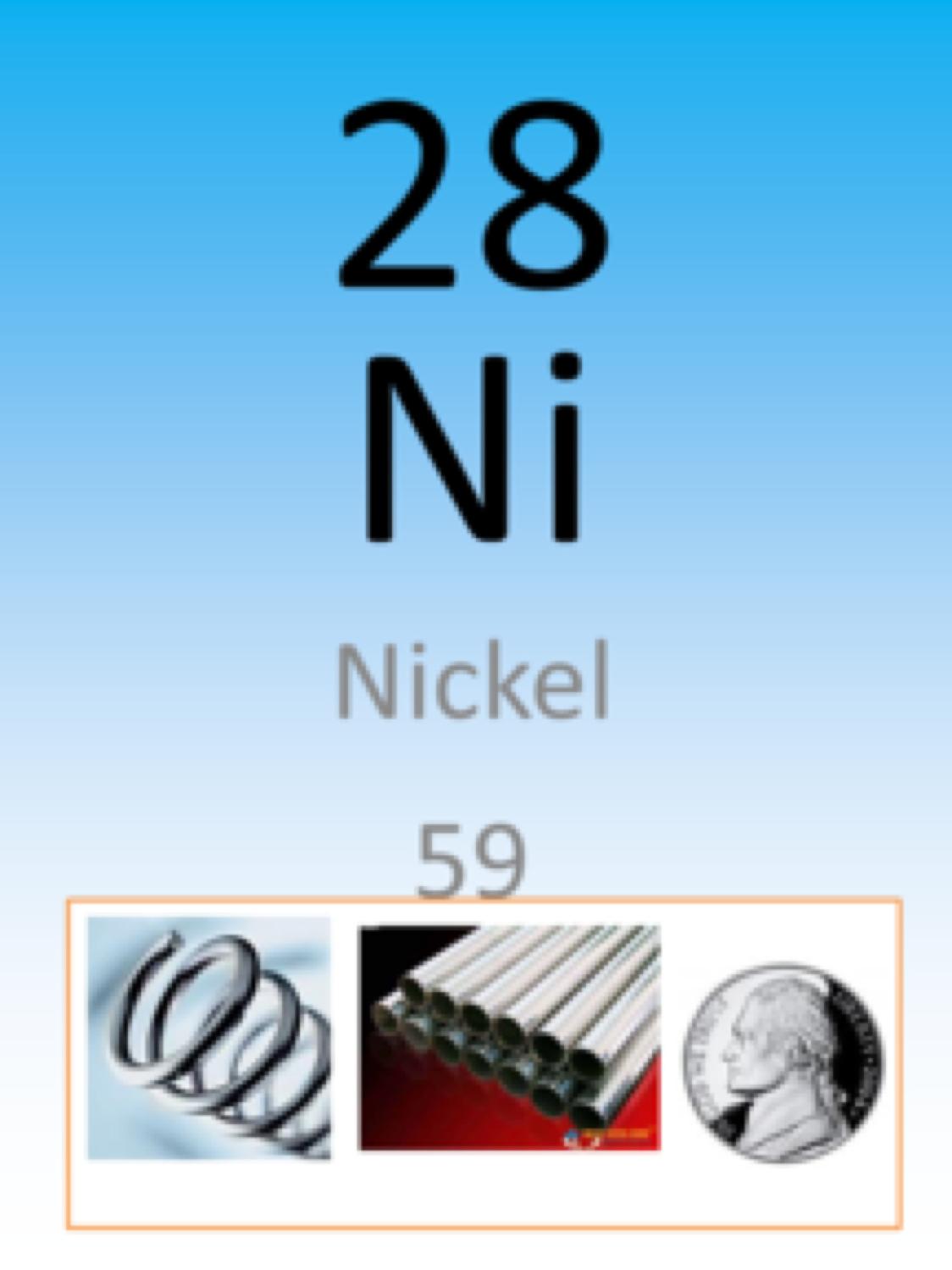 Element nickel by saf t buycottarizona Images