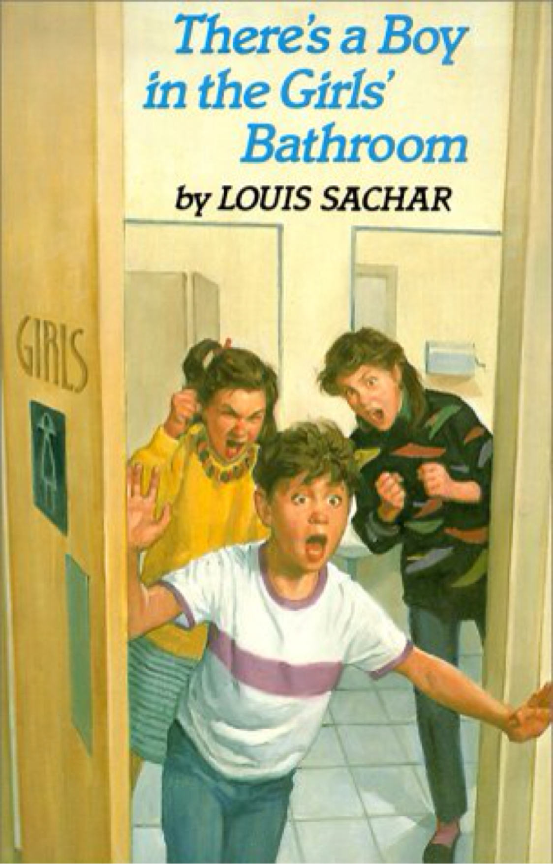 the boy in the girls bathroom - thedancingparent