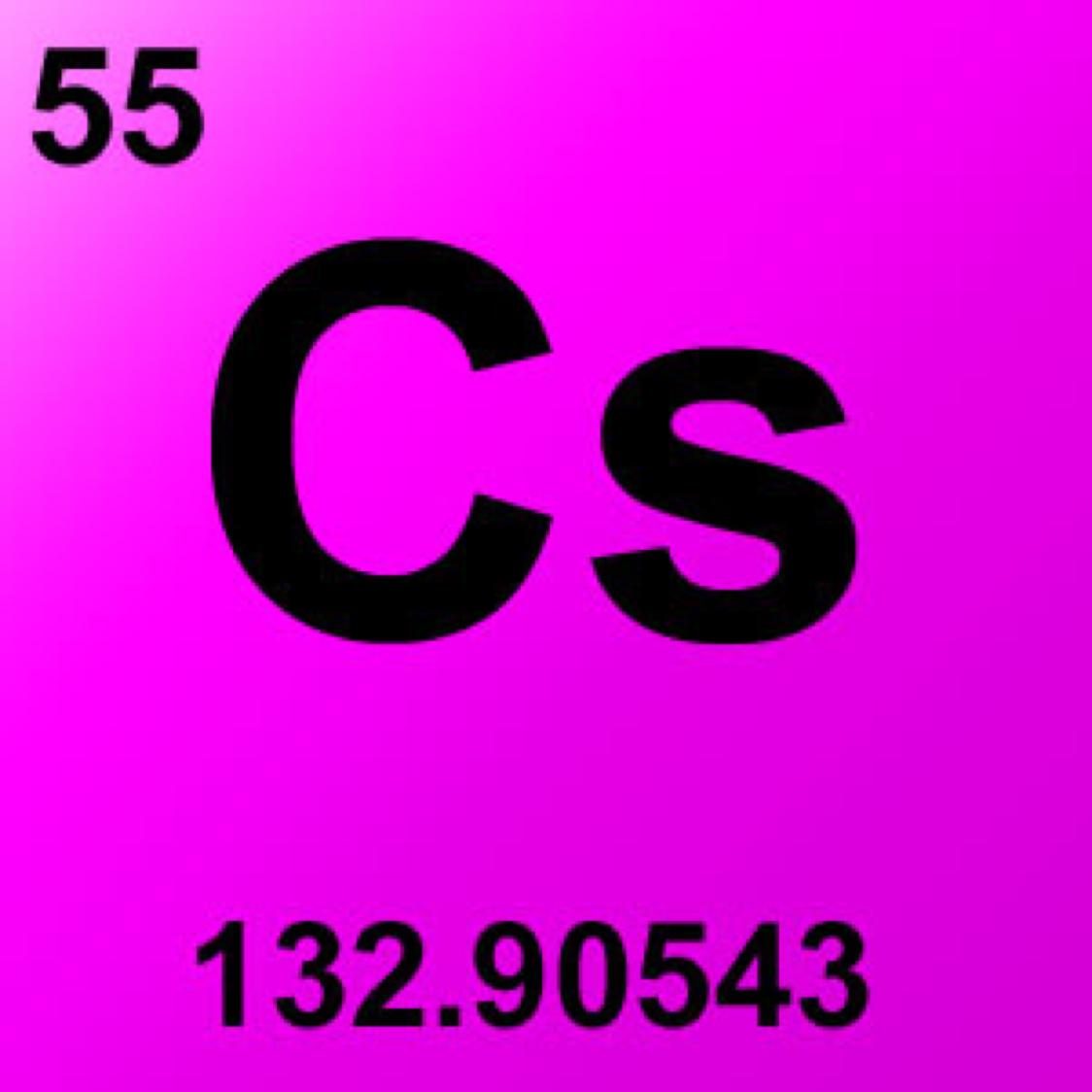 Cesium by 107ajg01 gamestrikefo Choice Image