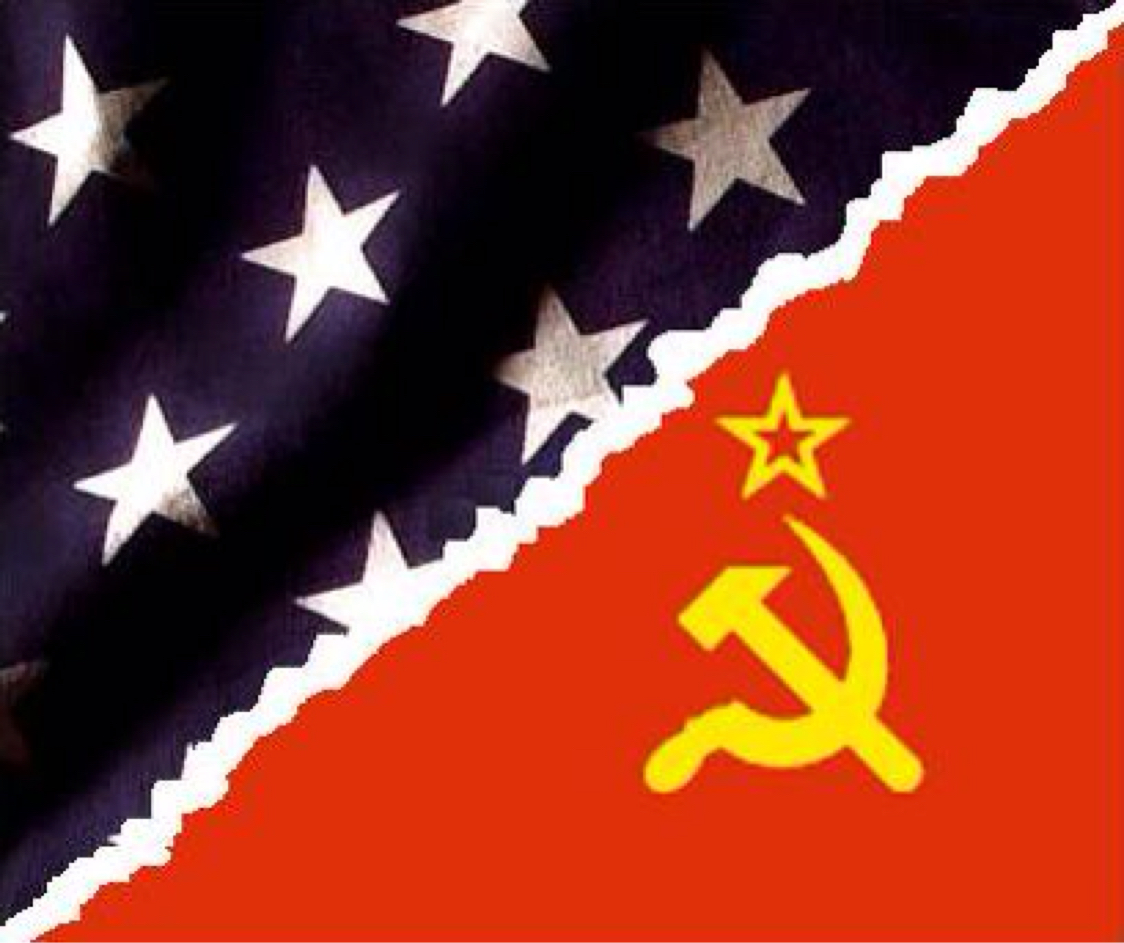 the different factors that led to the cold war between the us and ussr