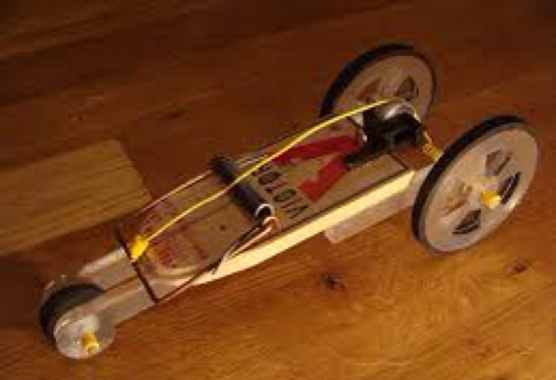 Mousetrap Car By Ethan Howe