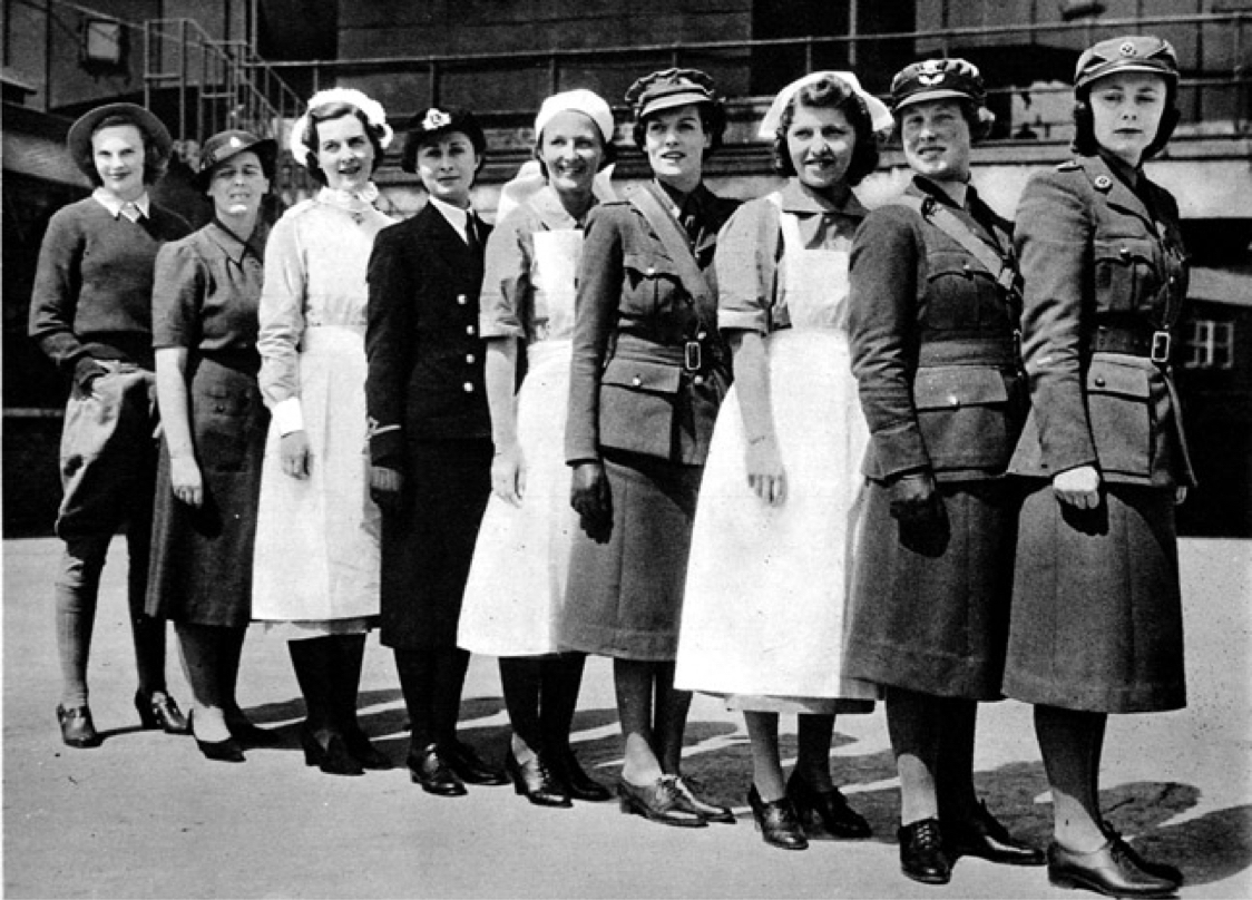 women during ww2 Women and the home front during world war ii updated february 27, 2008 women's contribution to the war women and world war ii military and war: women.
