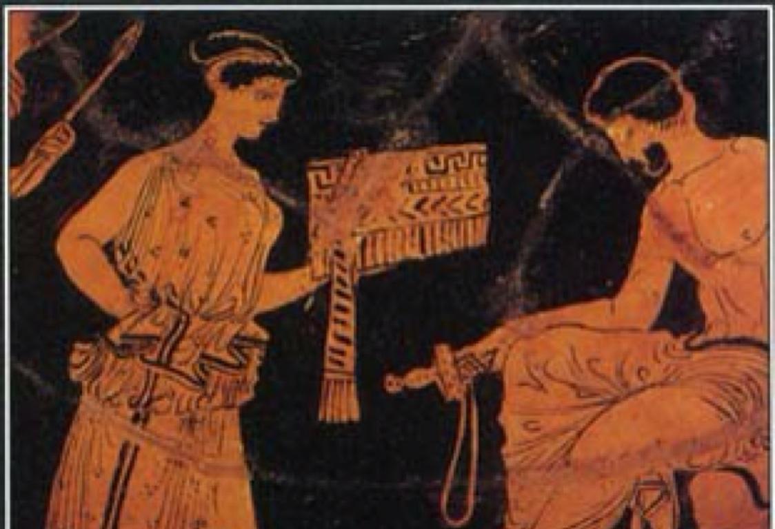The Odyssey Timeline By Katelin Sexton