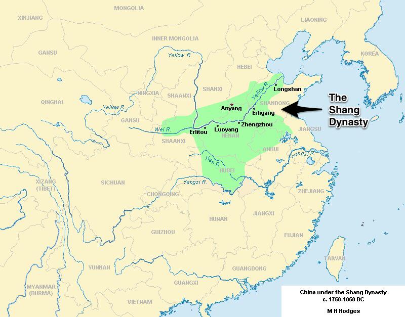 The Shang Dynasty by Sanya Garg
