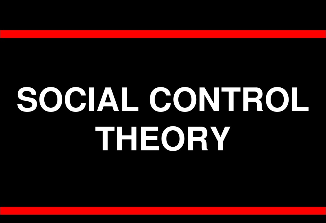social control theory