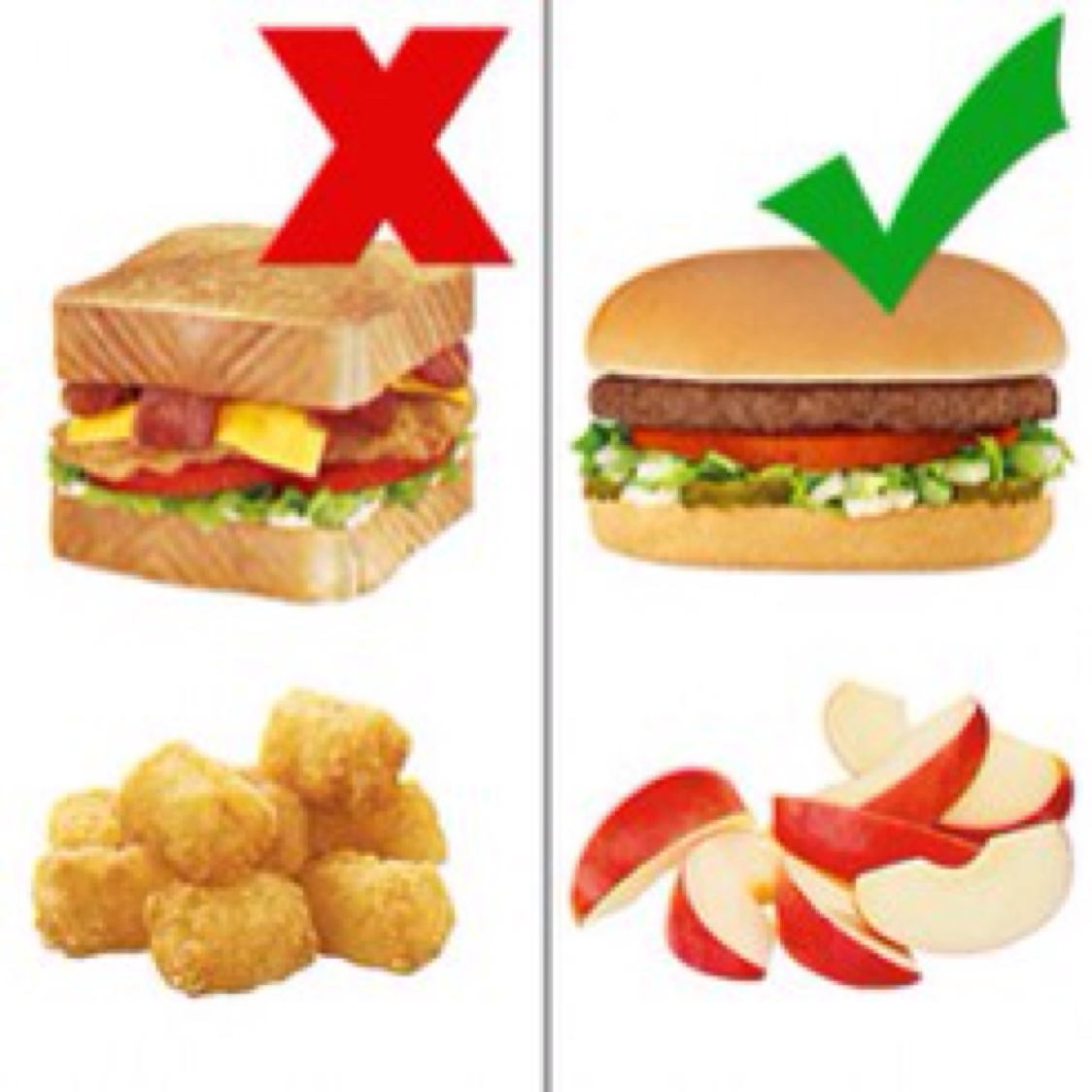 Permalink to What Is The Healthiest Fast Food
