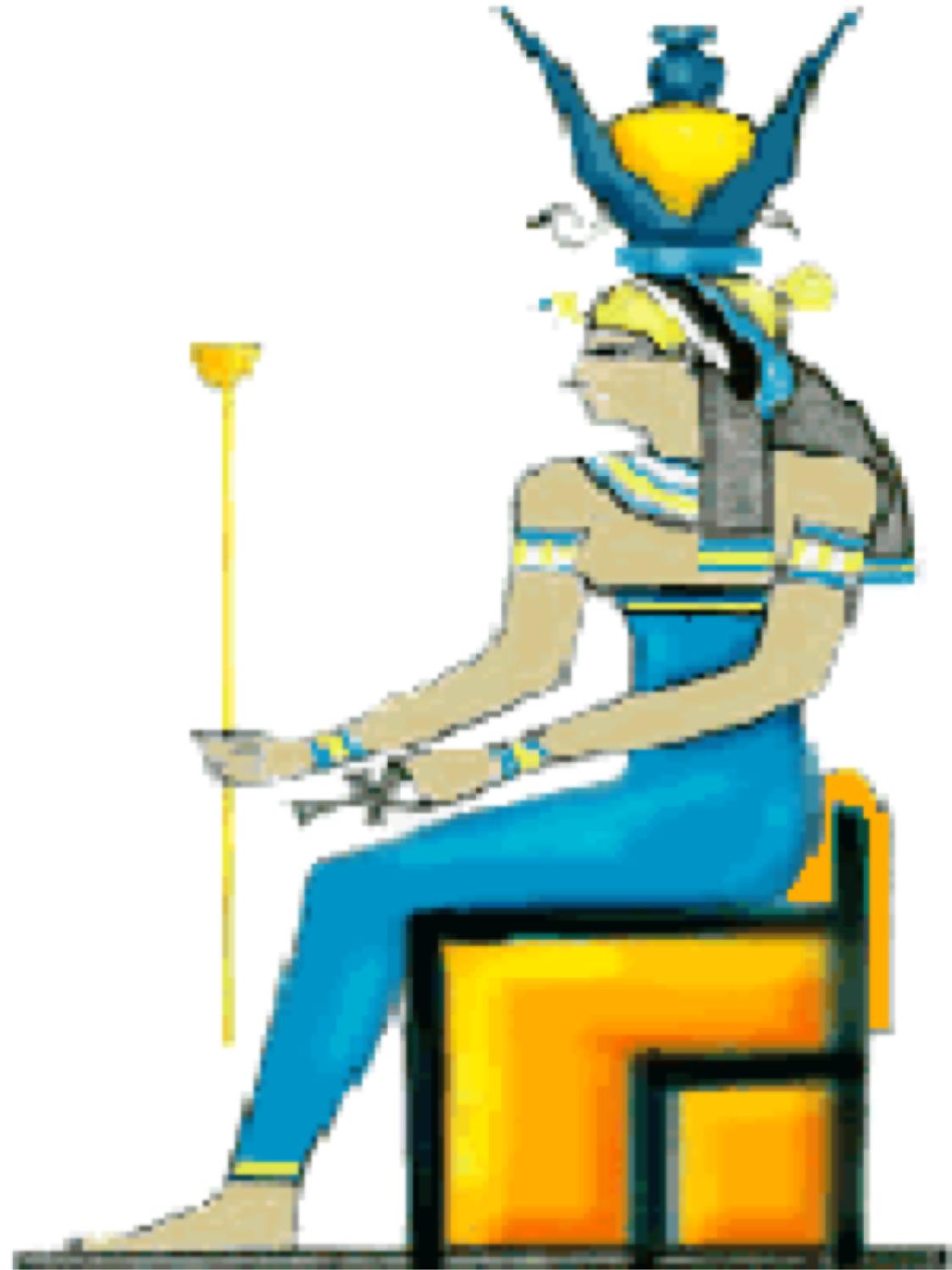 Egyptian Gods By Emily Esarey